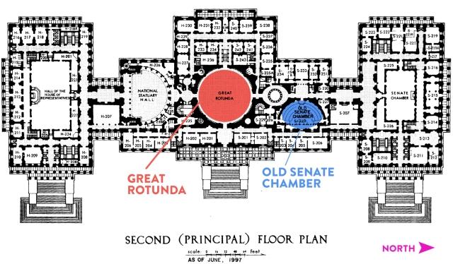 US_Capitol_second_floor_plan_1997_105th-congress2